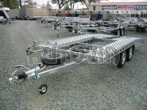 základní provedení - rychlost 100km/h, bez nájezdů, rezervy, přípravy pro naviják