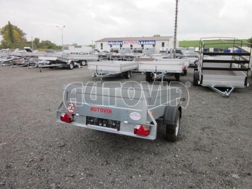 Přívěsný vozík za osobní auto PN 26 750kg 2,65x1,26/0,40 POČ** č.3