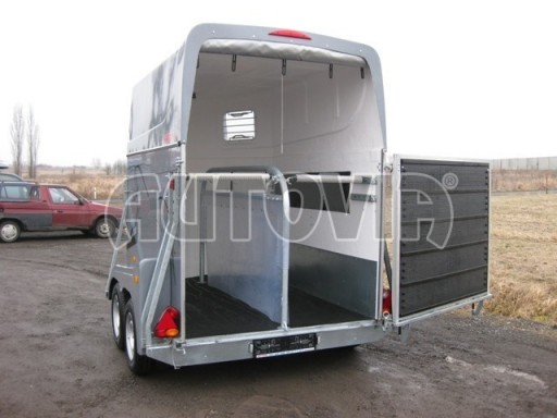 Přepravník koní Lodestar Silver Premium Pong. 2,0T č.2