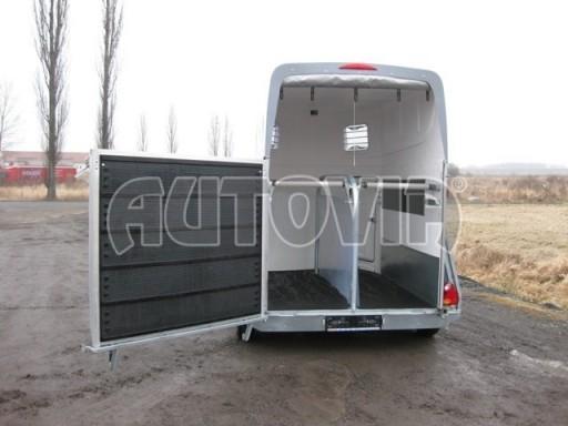 Přepravník koní Lodestar Silver Premium Pong. 2,0T č.3