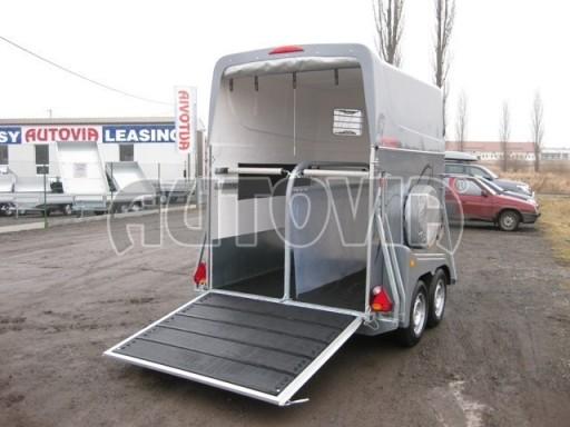 Přepravník koní Lodestar Silver Premium Pong. 2,0T č.4