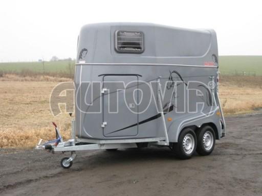 Přepravník koní Lodestar Silver Premium Pong. 2,0T č.1