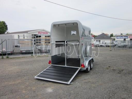 Přepravník pro koně Lodestar Premium 2,0T pro 2 koně č.2