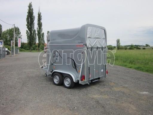 Přepravník pro koně Lodestar Premium 2,0T pro 2 koně č.3