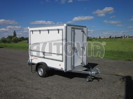 Prodejní stánek KIO 27 750kg 2,50x1,50/1,80** č.3