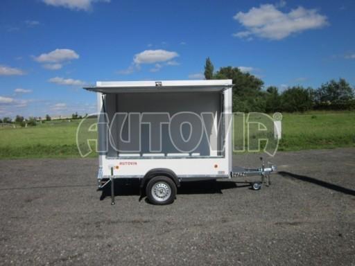 Prodejní stánek KIO 27 750kg 2,50x1,50/1,80** č.5