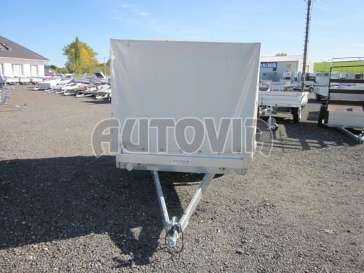 Přívěsný vozík za osobní auto ZV 22 750kg N1 2,55x1,50/1,35** č.3