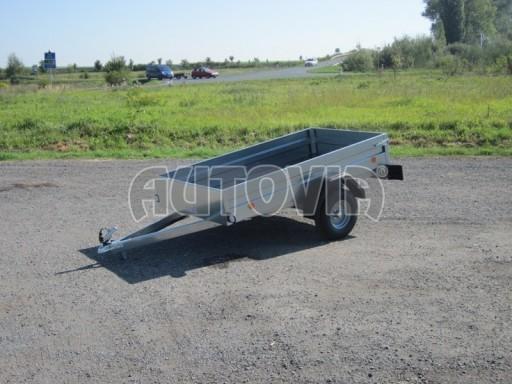 Nejlevnější přívěsný vozík za osobní auto HB 2 N1 2,07x1,11/0,30 č.2