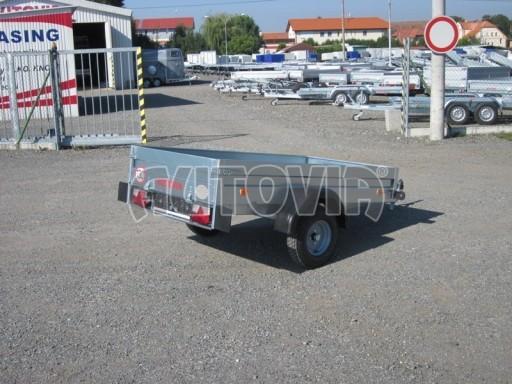 Nejlevnější přívěsný vozík za osobní auto HB 2 N1 2,07x1,11/0,30 č.1