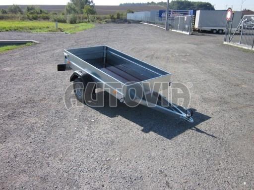 Nejlevnější přívěsný vozík za osobní auto HB 2 N1 2,07x1,11/0,30 č.5