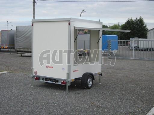 Prodejní stánek EW 750kg N1 2,30x1,70/2,10 č.2