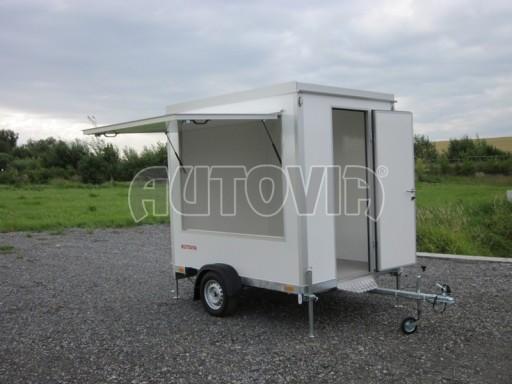 Prodejní stánek EW 750kg N1 2,30x1,70/2,10 č.1