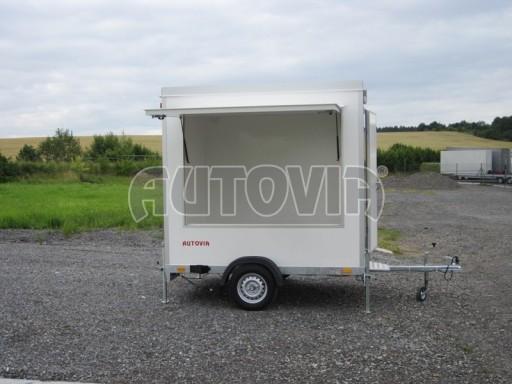 Prodejní stánek EW 750kg N1 2,30x1,70/2,10 č.4