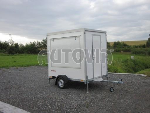 Prodejní stánek EW 750kg N1 2,30x1,70/2,10 č.5