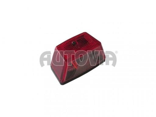 Svítilna RZ červená JOKON SK415 č.1