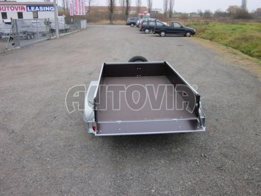 Dvouosý brzděný nákladní přívěs ZV 26B2 2,0t 2,5/1,24/0,35** č.26