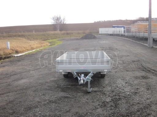 Dvouosý brzděný přívěs ZV 32B2** č.60