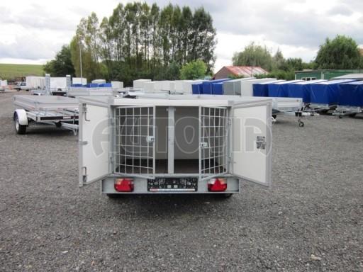 Přívěs pro psy AT 2,06/1,26/0,75 750kg č.8