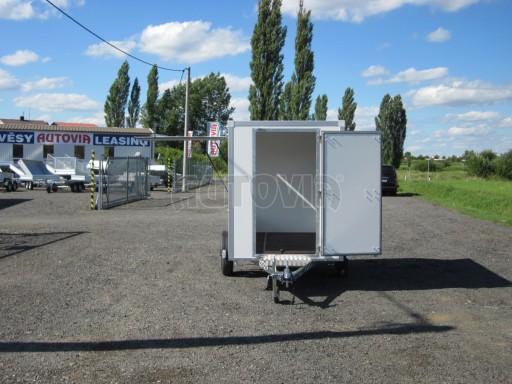 Prodejní stánek KIO 750kg 2,50/1,50/1,80** č.3