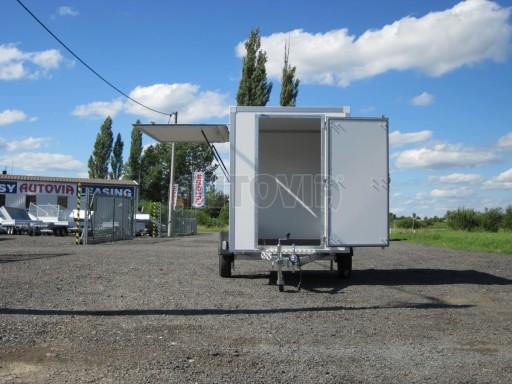 Prodejní stánek KIO 750kg 2,50/1,50/1,80** č.4