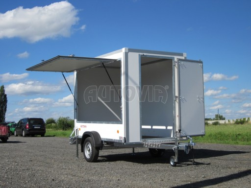 Prodejní stánek KIO 750kg 2,50/1,50/1,80** č.5
