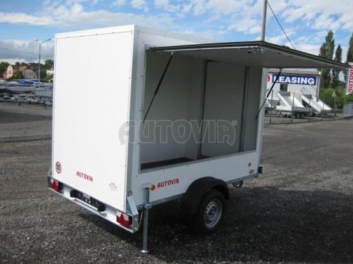 Prodejní stánek KIO 750kg 2,50/1,50/1,80** č.6