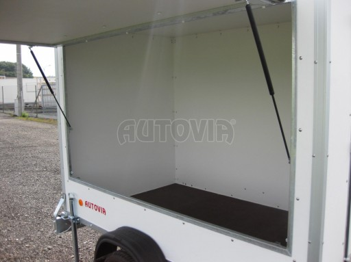 Prodejní stánek KIO 750kg 2,50/1,50/1,80** č.10