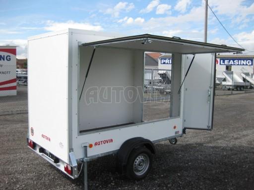 Prodejní stánek KIO 750kg 2,50/1,50/1,80** č.12
