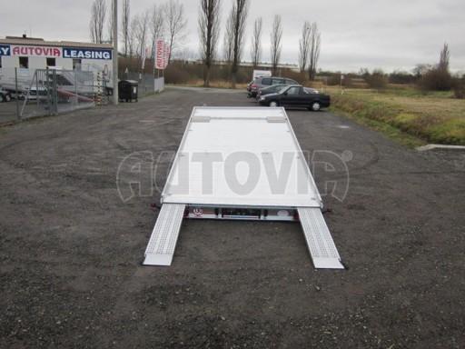 Plato pro převoz dlouhých vozidel JMB 2,7T 5,15x2,09 č.3