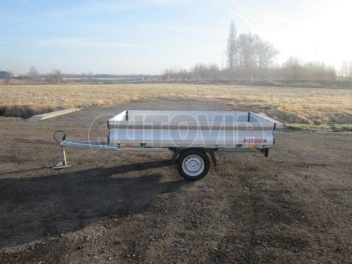 Přívěsný vozík VT 22/16 750kg 2,20x1,62/0,35 č.3