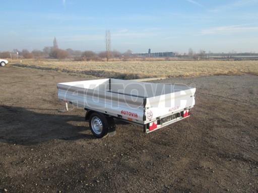 Přívěsný vozík VT 22/16 750kg 2,20x1,62/0,35 č.2
