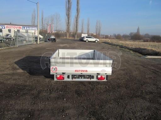 Přívěsný vozík VT 22/16 750kg 2,20x1,62/0,35 č.4