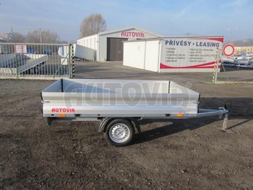 Přívěsný vozík VT 22/16 750kg 2,20x1,62/0,35 č.5