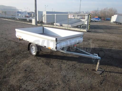 Přívěsný vozík VT 22/16 750kg 2,20x1,62/0,35 č.1