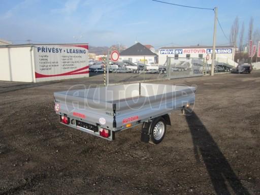 Přívěsný vozík VT 22/16 750kg 2,20x1,62/0,35 č.6