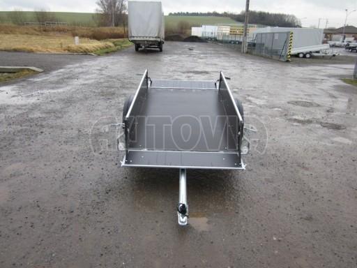 Přívěs s vysokou konstrukční nosností ZV 23 N1 750kg 2,06x1,25/0,35 POČ č.7