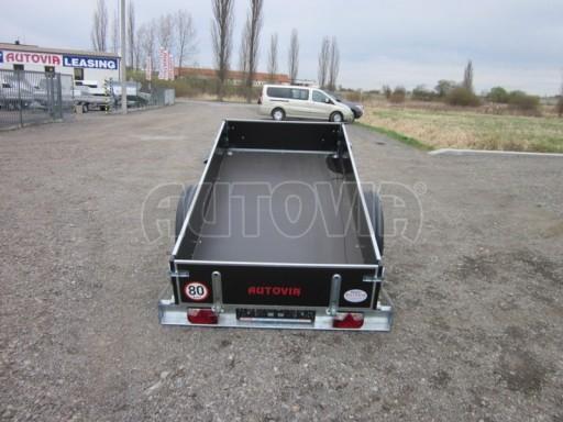 Přívěs pro převoz zahradní mechanizace ZV 26 1,3T B1 skl 2,50x1,24/0,35 POČ** č.5