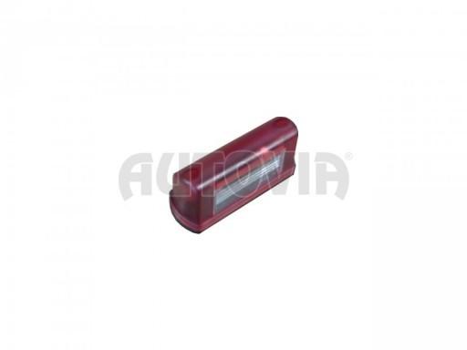 Svítilna RZ červená úzká č.1