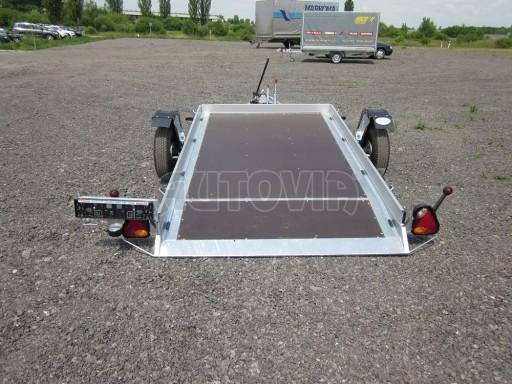Hydraulicky sklopný přepravník HS 1,35T AL 3,02x1,72/0,10* č.6