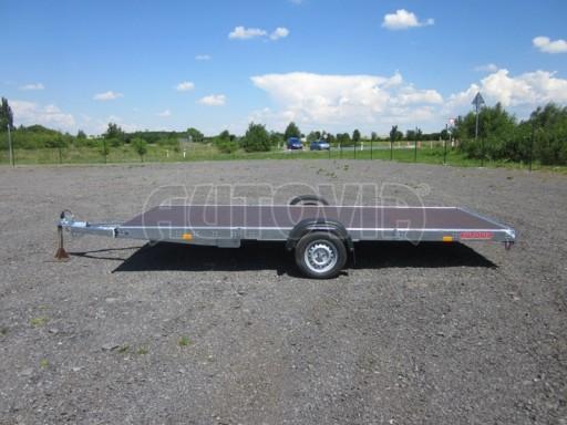 Nebrzděné univerzální jednoosé plato BGS 750kg N1 4,50x1,84** č.3