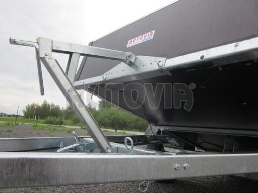 sklopný přívěs ZV 26 N1 skl 2,50x1,24/0,35 ruční hever č.2