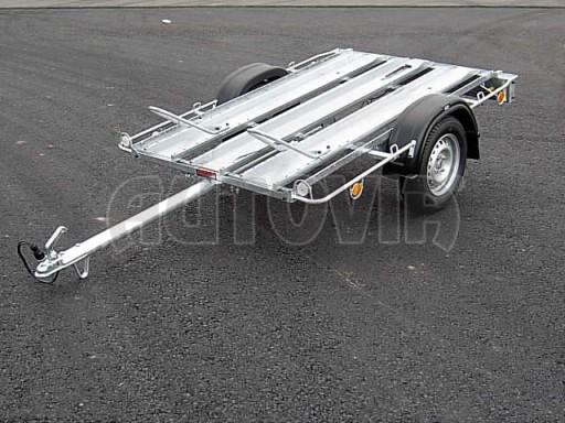 Nákladní přívěs pro převoz dvou motorek MOTO 750** č.3