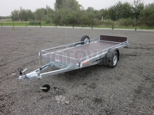 Sklopný přívěsný vozík ZV 30 750kg N1 atyp 3,50x1,32** č.2