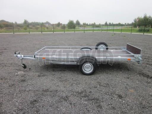 Sklopný přívěsný vozík ZV 30 750kg N1 atyp 3,50x1,32** č.3