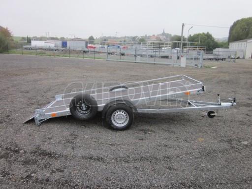 Sklopný přívěsný vozík ZV 30 750kg N1 atyp 3,50x1,32** č.7