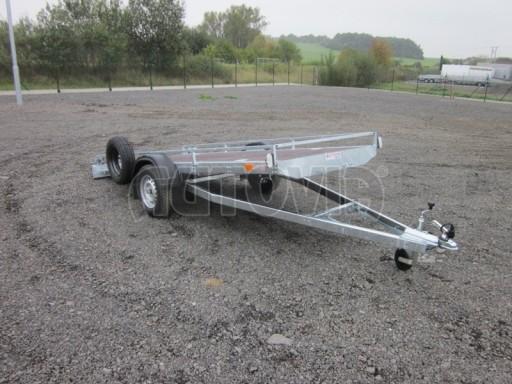 Sklopný přívěsný vozík ZV 30 750kg N1 atyp 3,50x1,32** č.8