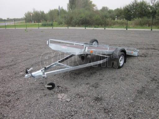 Sklopný přívěsný vozík ZV 30 750kg N1 atyp 3,50x1,32** č.9