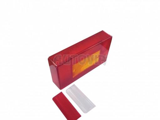 Sklo svítilny LT 90 - levé č.1