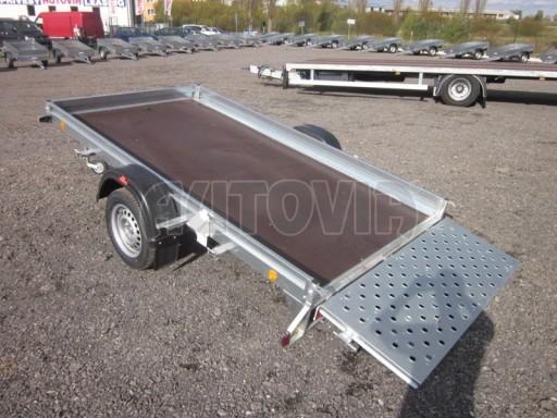 Sklopný přívěs za osobní auto PZ 1,3T 3,00x1,65 skl č.16