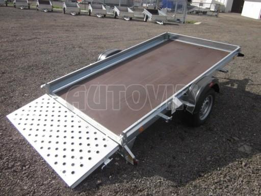 Sklopný přívěs za osobní auto PZ 1,3T 3,00x1,65 skl č.17
